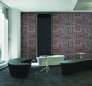 wallpaper dinding aesthetic 3d keren