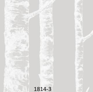 Wallpaper dinding motif pohon