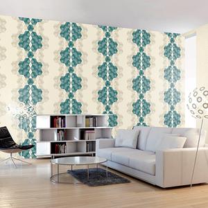 Modern black and white livingroom in modern 3d rendered interior