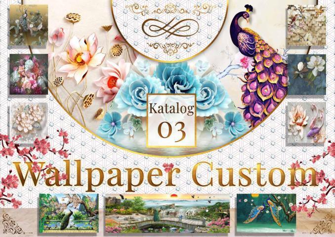 wallpaper custom 3d