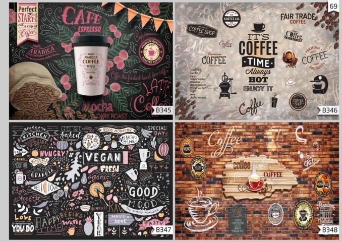 jual wallpaper dinding untuk café terbaru