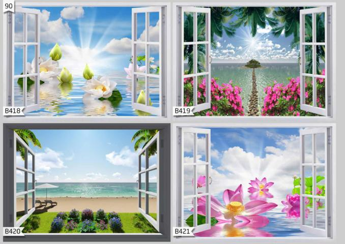 motif2 wallpaper dinding 3d