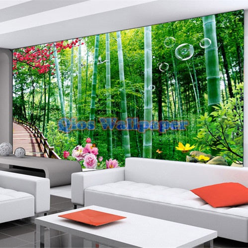latest-3d-pvc-personalized-modern-mural-wallpaper-sofa-tv-living-room-background-bamboo-forest-landscape-pastoral