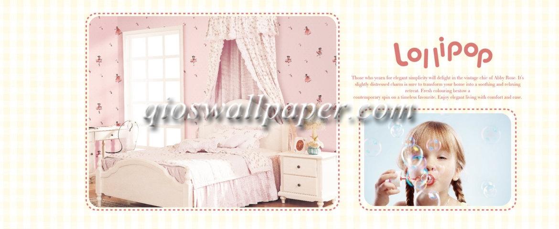 wallpaper dinding anak perempuan