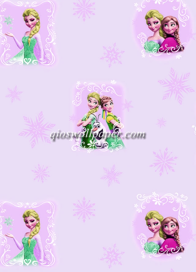 wallpaper dinding frozen 2