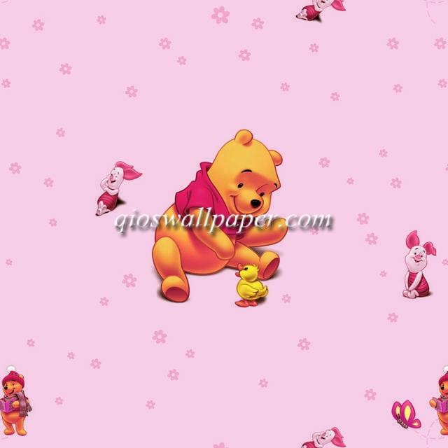 wallpaper karakter anak pooh