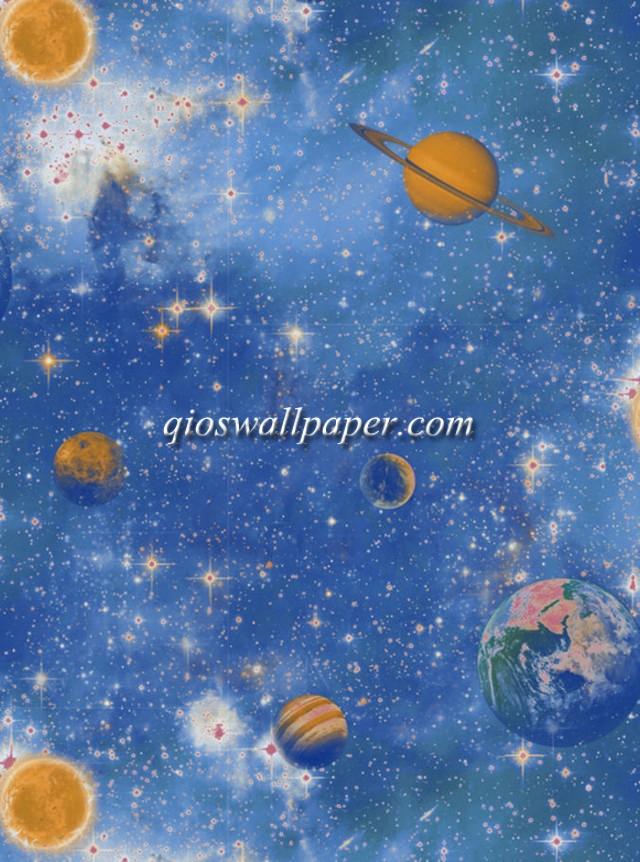 wallpaper karakter anak ruang angkasa
