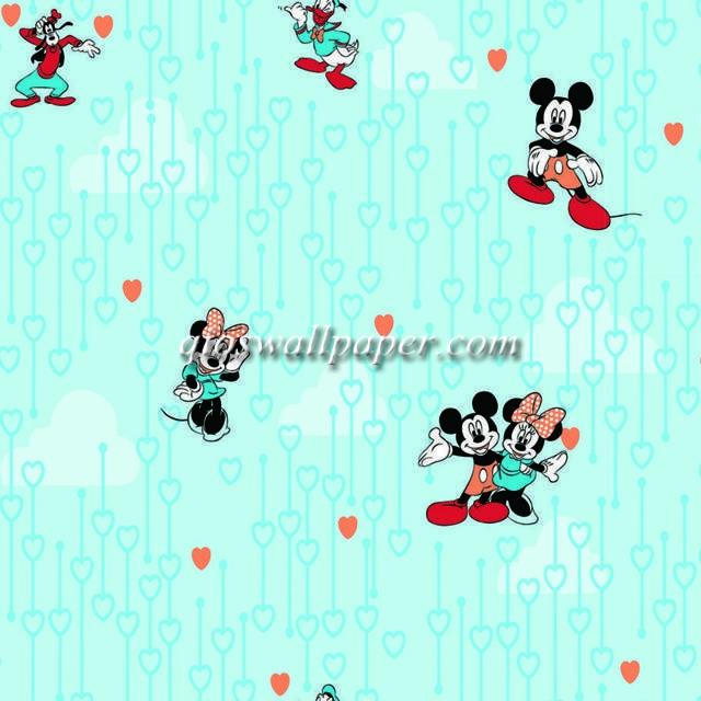 wallpaper karakter anak mickey mouse