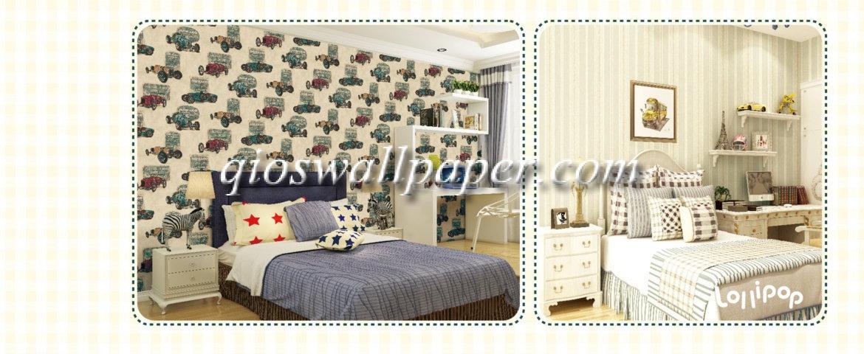 wallpaper dinding kamar anak