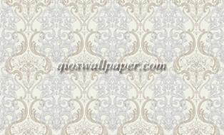 wallpaper dinding klasik ruang tamu