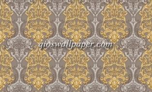 wallpaper ruang tamu murah klasik