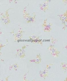 wallpaper ruang tamu bunga minimalis