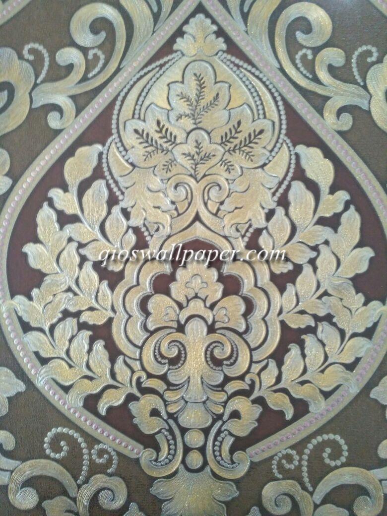 jual wallpaper ruang tamu murah