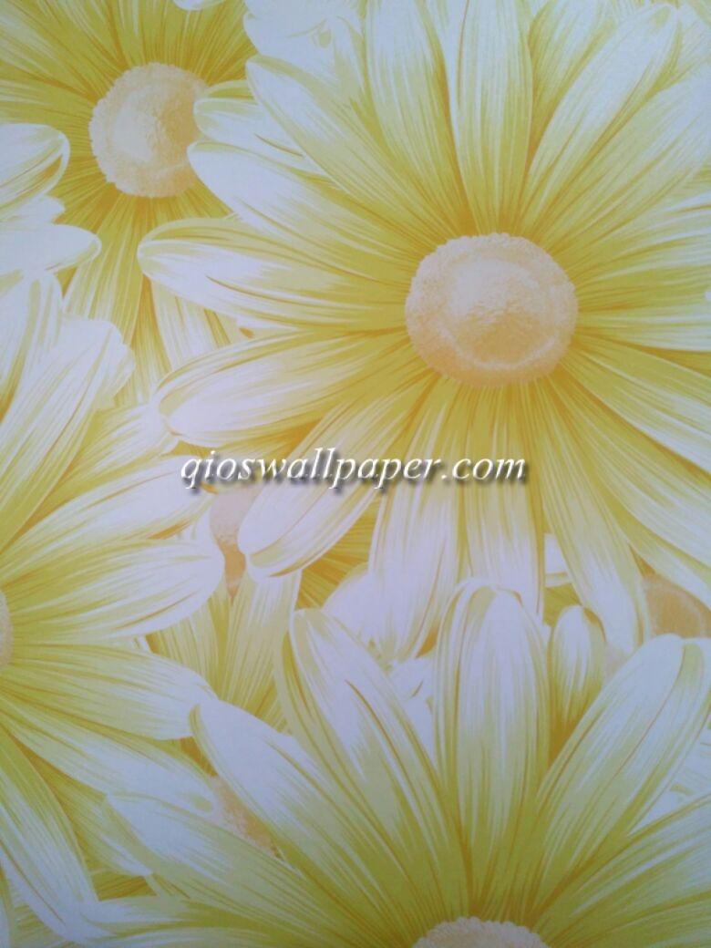 jual wallpaper dinding bunga terbaru