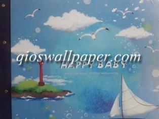 jual wallpaper ruangan anak