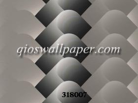 jual wallpaper ruang tamu 3d silver
