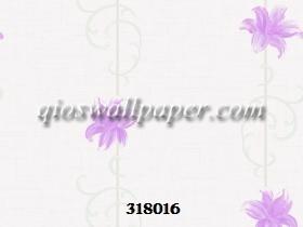 wallpaper kamar estetik bunga ungu