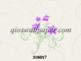 wallpaper kamar estetik bunga