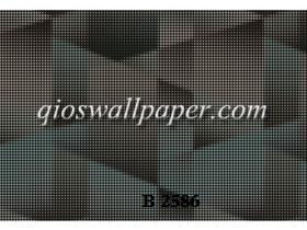 wallpaper ruang tamu modern