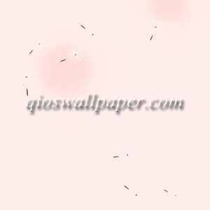 wallpaper dinding motif bunga pink