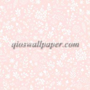 wallpaper dinding minimalis pink