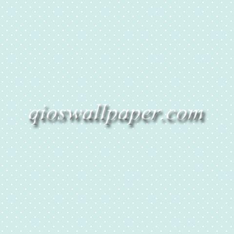 Wallpaper dinding polkadot warna biru