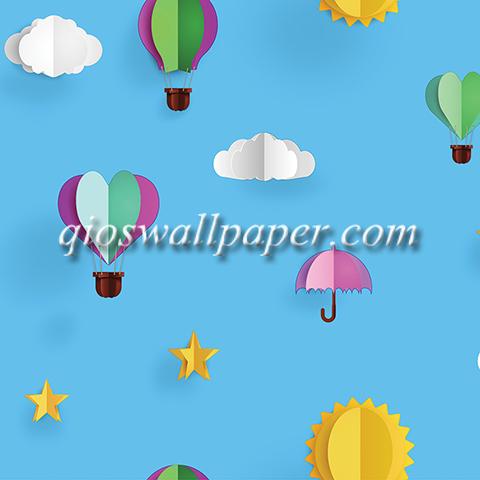 harga wallpaper dinding kamar anak 3d