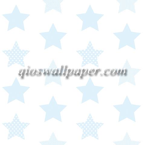 wallpaper kamar anak murah bintang