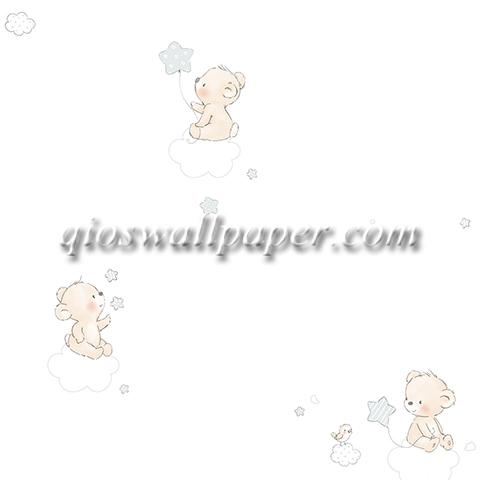 wallpaper dinding untuk kamar anak terbaru