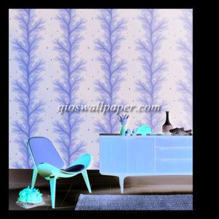 motif wallpaper dinding ruang tamu,