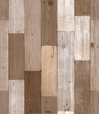 wallpaper ruang tamu minimalis kayu