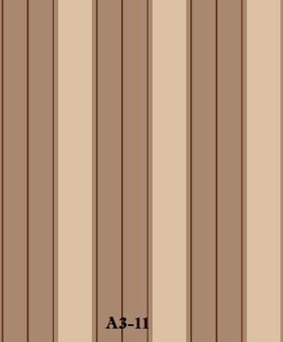 wallpaper dinding estetik coklat salur