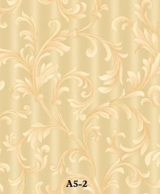 wallpaper dinding emas