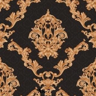 wallpaper dinding 3d minimalis hitam