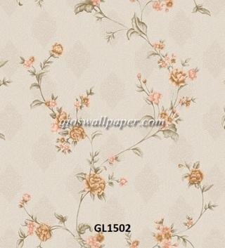 wallpaper dinding gold,