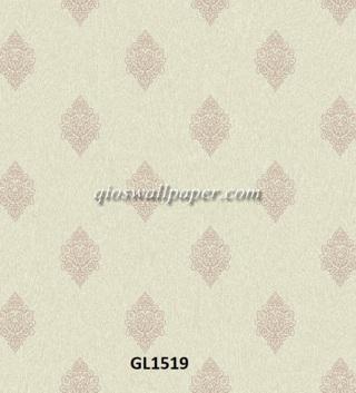 ruang tamu dengan wallpaper,