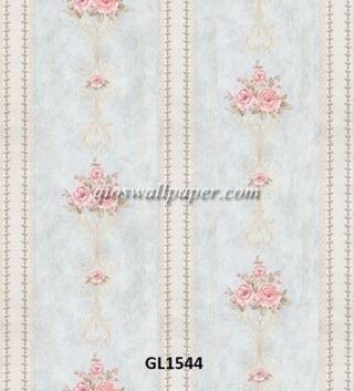 memasang wallpaper,