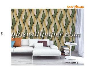 jual wallpaper dinding motif aesthetik