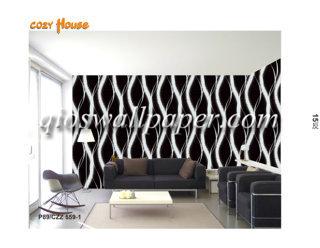 jual wallpaper dinding motif aesthetik unik