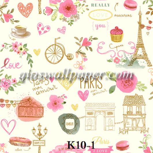 wallpaper dinding kamar remaja perempuan