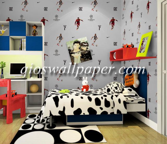 wallpaper ruang anak spsort