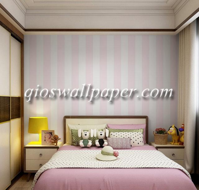 wallpaper ruang anak minimalis