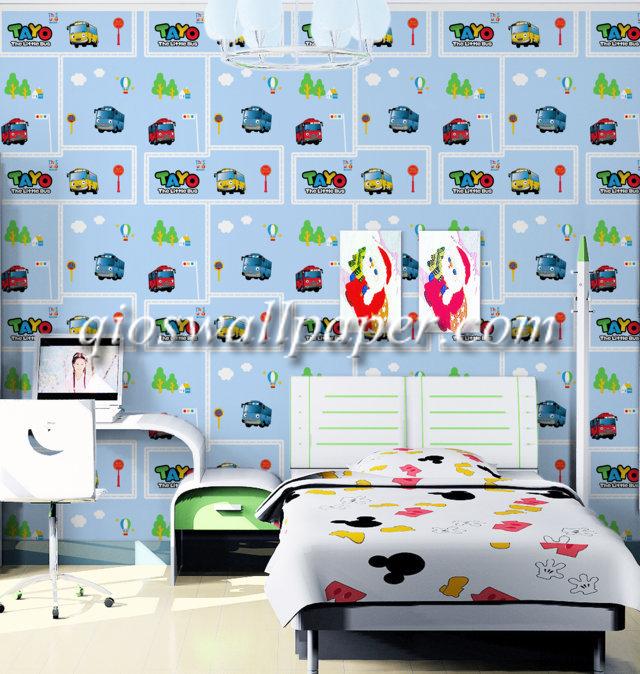 wallpaper ruang anak tayo