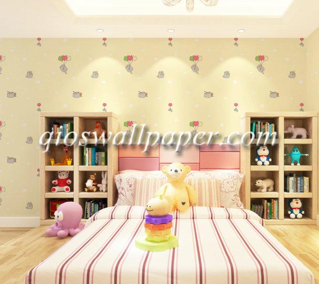 wallpaper 3d untuk kamar tidur