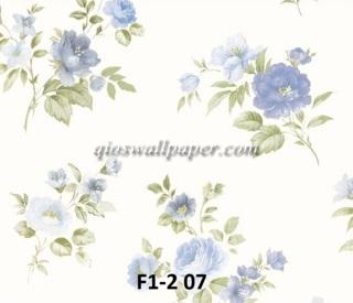 wallpaper shabby biru