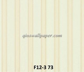 Wallpaper dinding garis warna biru