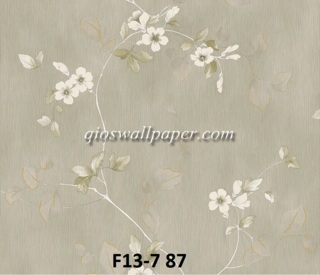 wallpaper shabby chic roses pastel