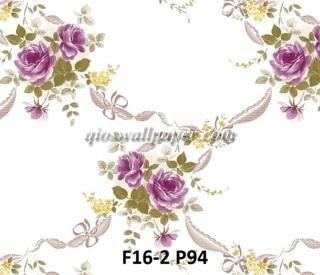 toko beli wallpaper dinding jakarta shabby chic roses