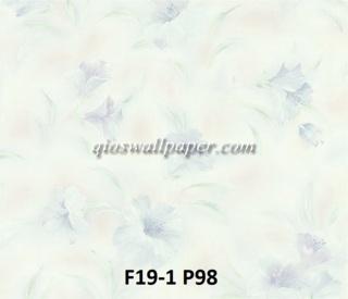 harga wallpaper dinding jakarta shabby chic roses