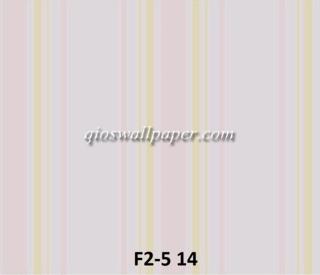 wallpaper dindinng motif garis pink muda